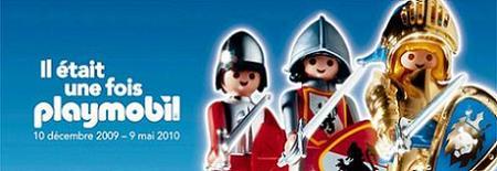 París: los Playmobil llegan al museo