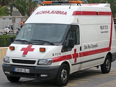 Decálogo para dummies de lo que no debes hacer cuando tienes una ambulancia detrás