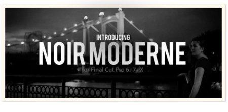 Noir Moderne