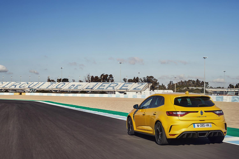 Foto de Renault Mégane R.S. 2018, toma de contacto (10/129)