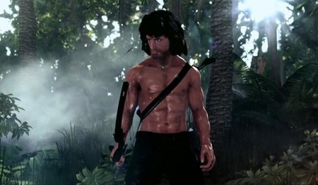 El videojuego de Rambo nos muestra sus diferentes modos de atacar