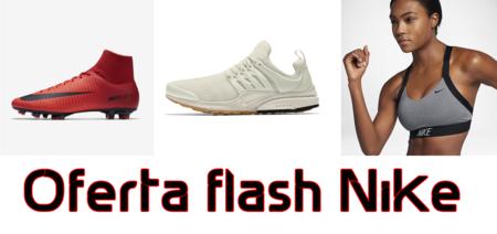 Flash Sale de Nike, ropa y calzado con hasta un 50% de descuento. ¡Las 7 mejores ofertas!