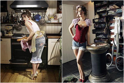 Helena Bonham Carter se apunta a la moda