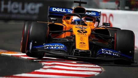 Carlos Sainz Monaco F1 2019