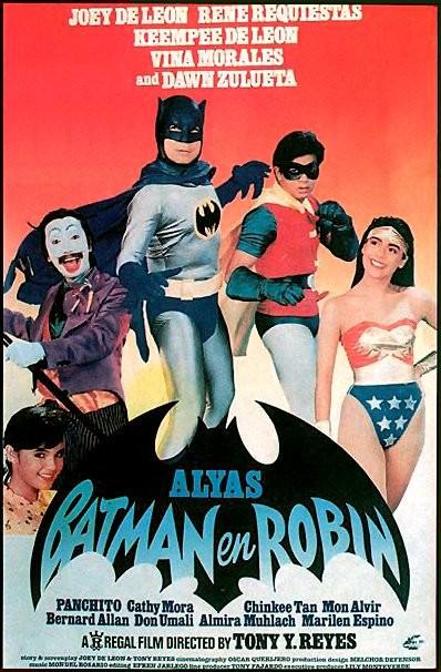 Wonder Woman Trospidas Batmanrobin