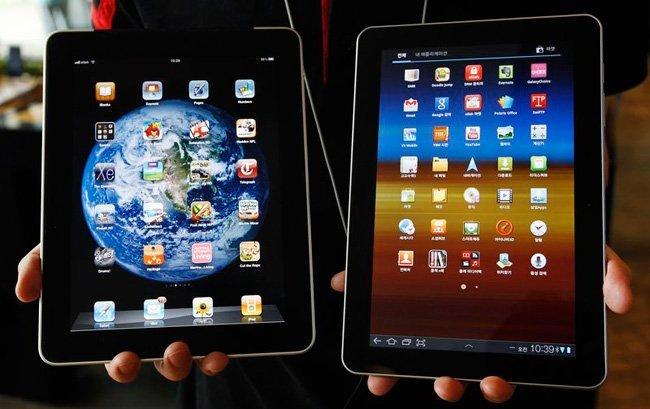 Samsung patentes juicio Apple