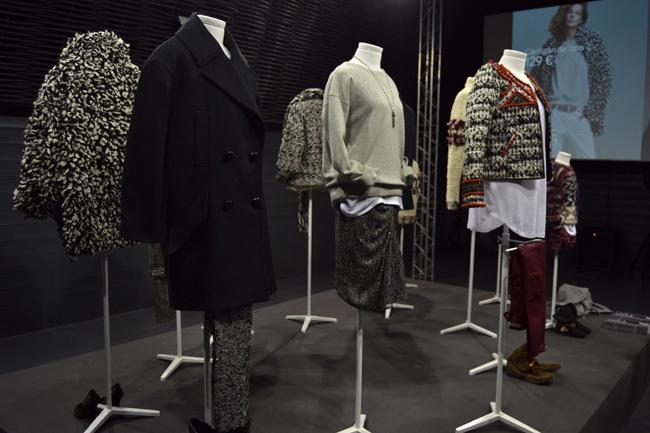 Foto de Isabel Marant para H&M, la colección en el showroom (36/41)