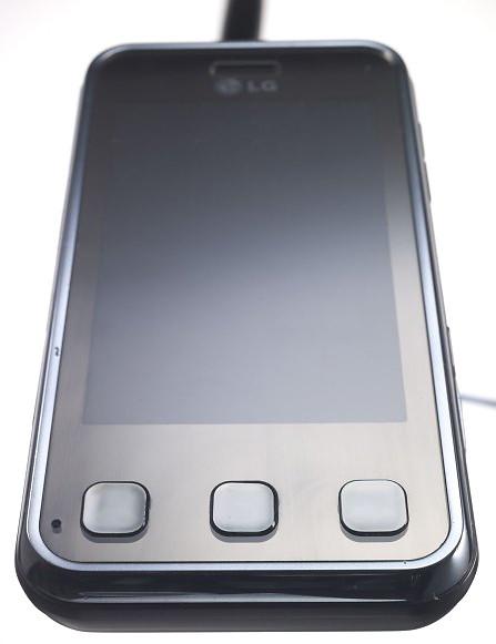 LG KC910, el sucesor del Viewty
