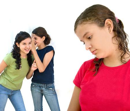 El acoso escolar contra los que son diferentes