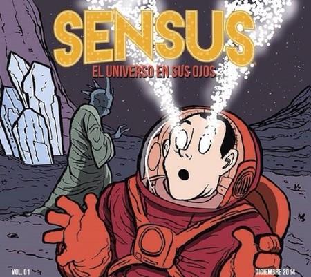 Sensus, el primer cómic mexicano en Braille