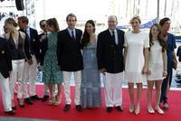 Se inaugura el nuevo Club Naútico de Mónaco con los Grimaldi como invitados de honor