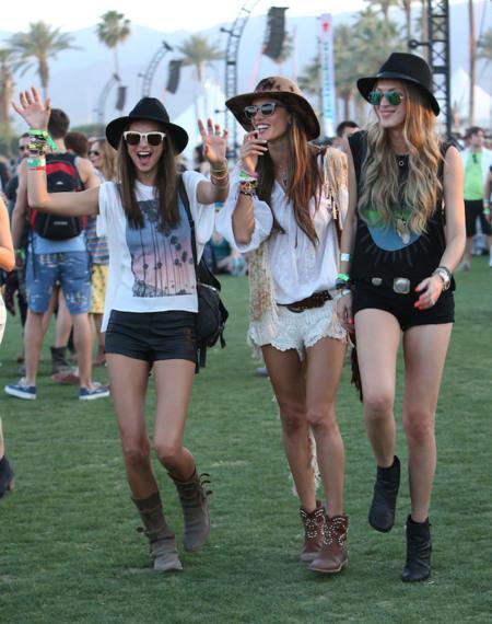 Coachella, el festival que impuso una moda