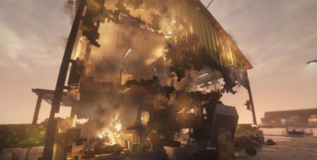 Puede que este sea el efecto de humo más espectacular que hemos visto nunca, y es de un juego indie