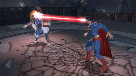 'Mortal Kombat vs DC Universe': en Europa sin censura