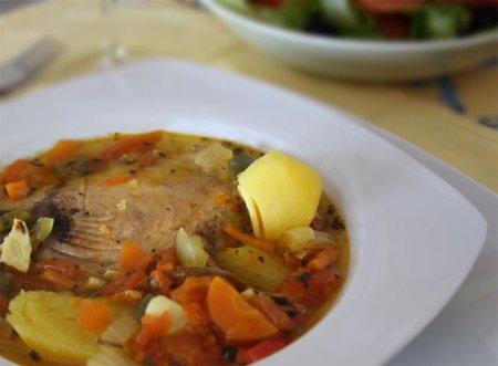Los guisos, una de las formas más sanas de cocinar