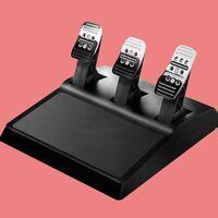 Los pedales Thrustmaster T3PA son ideales para dar un salto de calidad en la conducción gaming, y ahora están rebajados a 79,98 euros