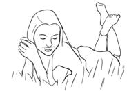 21 poses de ejemplo para comenzar a trabajar con modelos