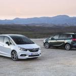 El Opel Zafira se renueva de forma ligera y mantiene lo mejor de sí mismo