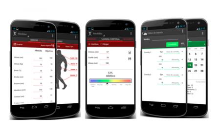 4Fitting 2: Aplicación que registra tu dieta y tus entrenamientos al completo