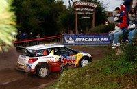Rally de Argentina 2012: Sébastien Loeb líder, Dani Sordo sólo contra los Citroën