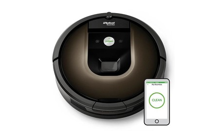 Los PCDays de PcComponentes nos traen un robot de limpieza de gama alta como el Roomba 980, por 250 euros menos
