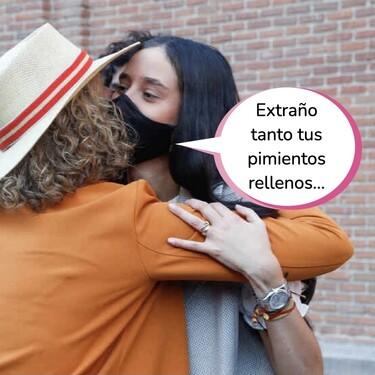 Victoria Federica dice adiós a la infanta Elena y comienza su vida en pareja en la mejor zona de Madrid