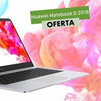 Llévate un i5 a precio de i3: el Huawei MateBook D se queda en sólo 479 euros con el cupón AGOSTO50 de AliExpress Plaza