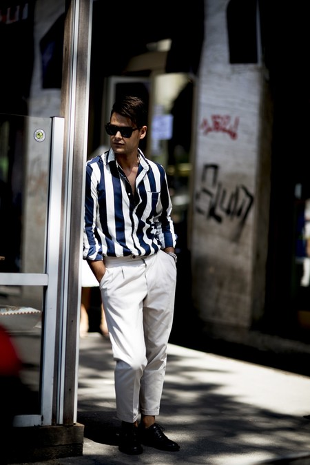 Pantalones Blancos 11