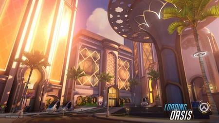 Oasis, el nuevo mapa de Overwatch ya se puede probar en PC