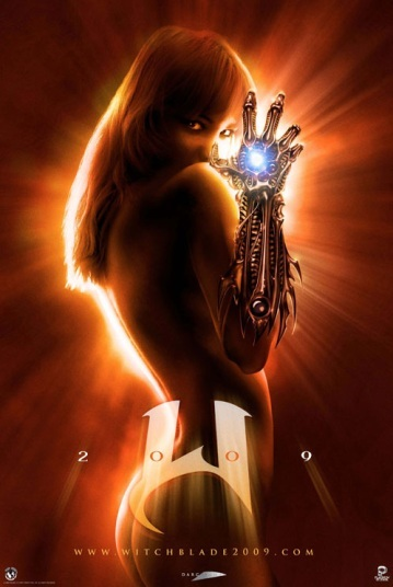 Teaser póster de 'The Witchblade'