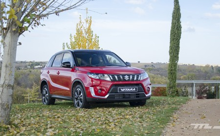 Suzuki Vitara, a prueba: un coche más SUV y tecnológico pero igual de todoterreno