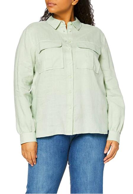 Camisa Lino Amazon