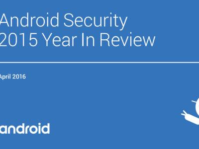 Cada vez más nuestro Android está más protegido, así es como Google ha mejorado la seguridad