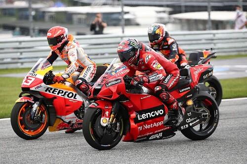 MotoGP Austria 2021: Horarios, favoritos y dónde ver las carreras en directo