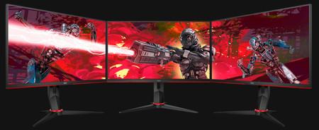 AOC presenta los monitores gaming CQ27G2U y Q27G2U: 27 pulgadas, 144 Hz y tiempo de respuesta de 1 ms