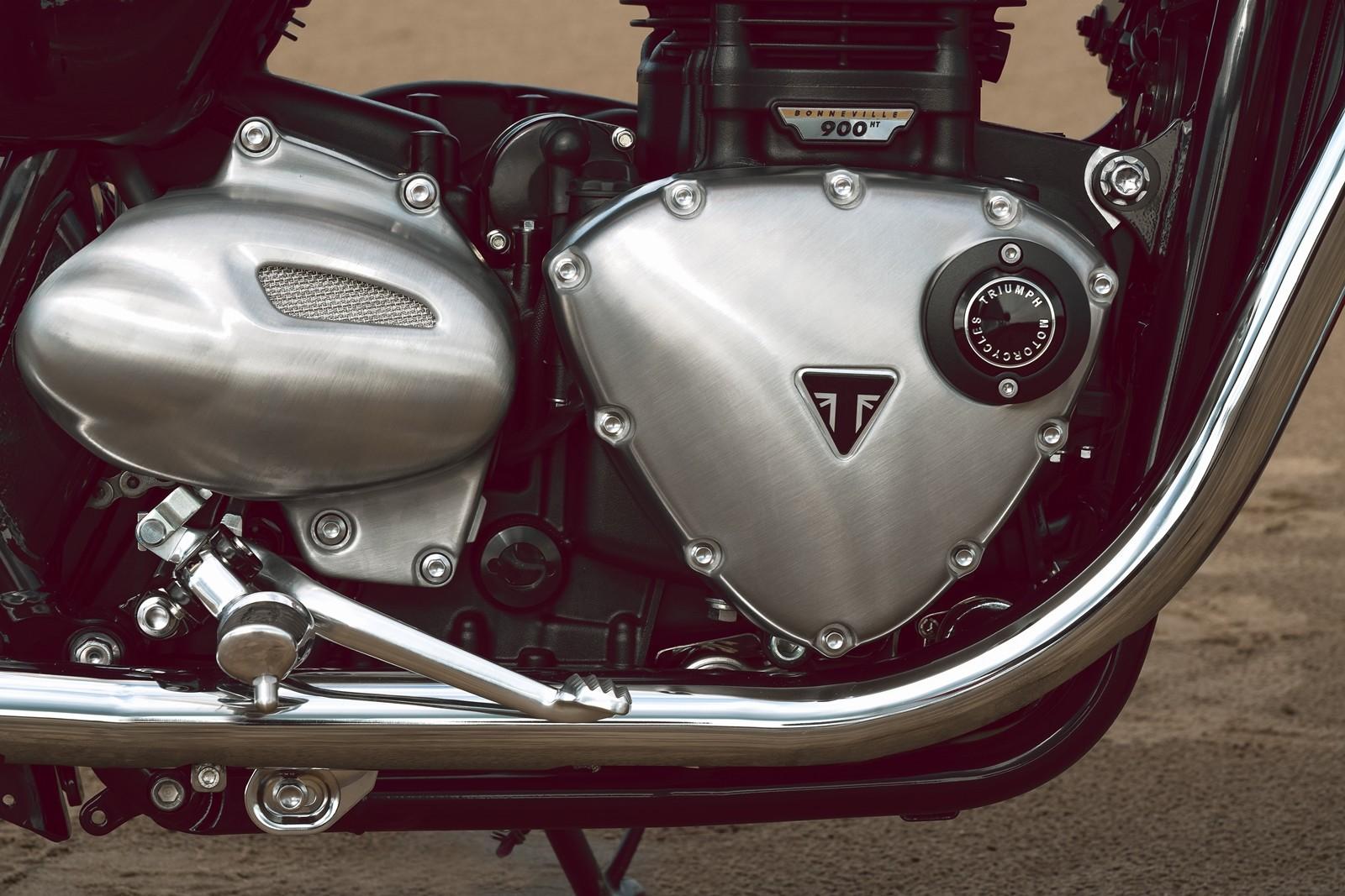 Foto de Triumph Bonneville T100 Bud Ekins 2020 (6/23)