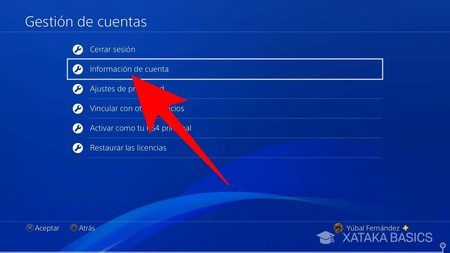 Info De Cuentas