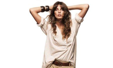 H&M, campaña completa Otoño-Invierno 2010/2011: Daria Werbowy como mujer de ciudad