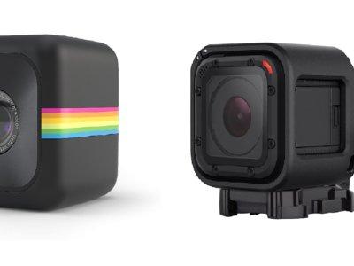 Polaroid demanda a GoPro por copiar su diseño en la Polaroid Cube