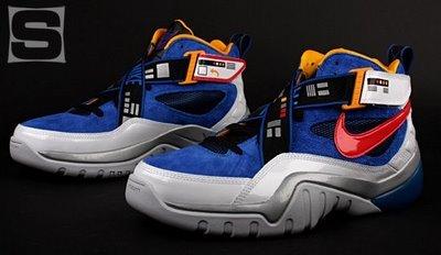 Foto de Las zapatillas inspiradas en los Transformers, por Nike (8/9)