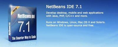 Publicado NetBeans 7.1 con especial atención a JavaFX 2.0