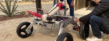 En México también se construyen robots para explorar Marte: alumnos del Tec de Monterrey y del IPN desarrollaron a 'Roverto'