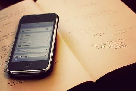 Utiliza móviles y portátiles como softbox
