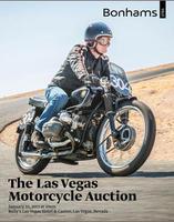 The Las Vegas Motorcycle Auction 2013, subasta anual de rarezas motociclísticas