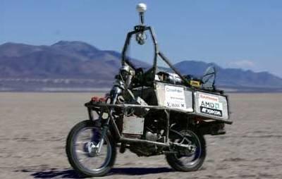 Ghost rider, la moto que necesita Sete Gibernau