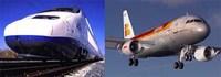AVE versus puente aéreo