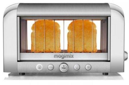 Tostadora Magimix Vision, observa cómo se hacen tus tostadas