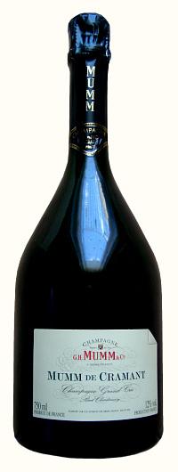 Champagne Mumm de Cramant