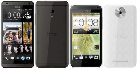 HTC hace aun lado a Qualcomm en la gama Desire y se abre a una nueva etapa