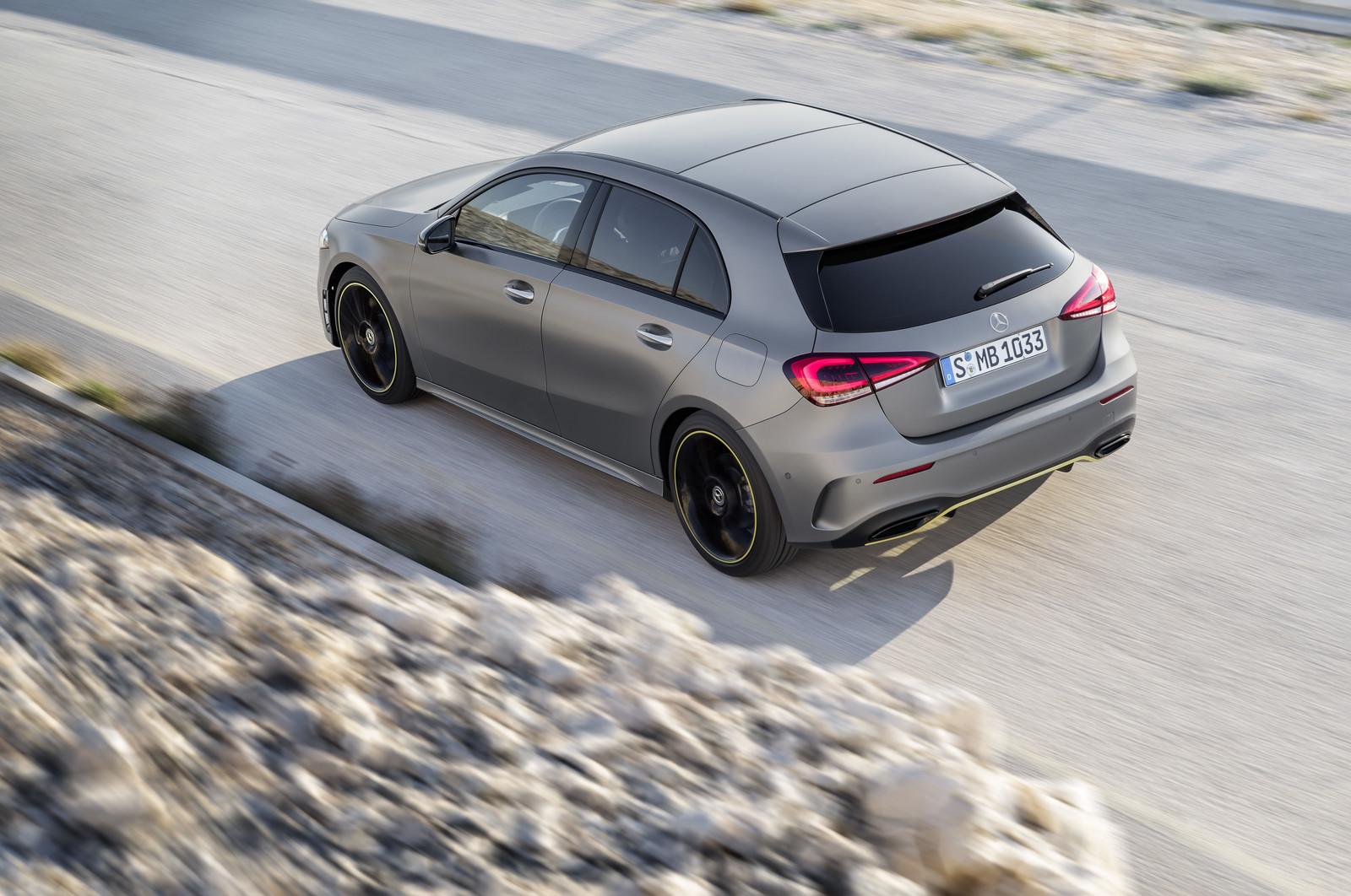 Foto de Mercedes-Benz Clase A 2018 (50/139)